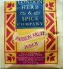 London Herb and Spice Company Naturally Caffeine Free Passion Fruit Punch - a