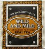 New English Teas Wild and Mild Cinnamon flavour Real Tea - a