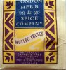 London Herb and Spice Company Naturally Caffeine Free Mulled Fruits - a