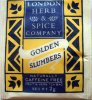 London Herb and Spice Company Naturally Caffeine Free Golden Slumbers - a