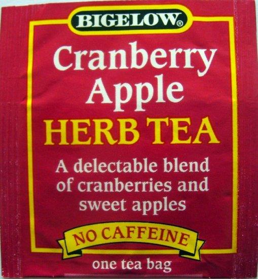 Bigelows Cranberry Apple