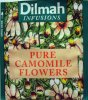 Dilmah Infusions Pure Camomile flowers - a