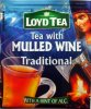 Loyd Tea Čajový svařák Tea with Mulled Wine Traditional - a